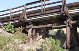 Green Beach North Bridge, San Diego